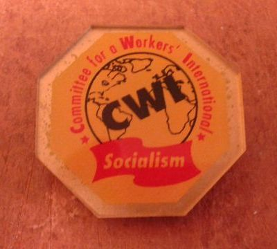 084111  COMMITTEE FOR A WORKERS' INTERNATIONAL  £8.00